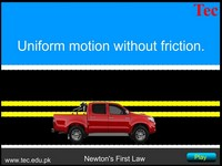 Newton's Laws of motion 1 Law