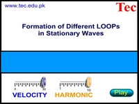 Standing Waves in different loops