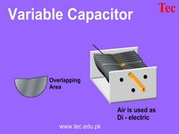 Variable Capacitor Working