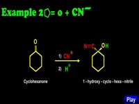 Nucleophilie Addition & Example 2