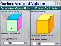 Surface Area and Volume New