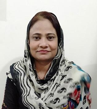 Ms Shazia Mukhtar